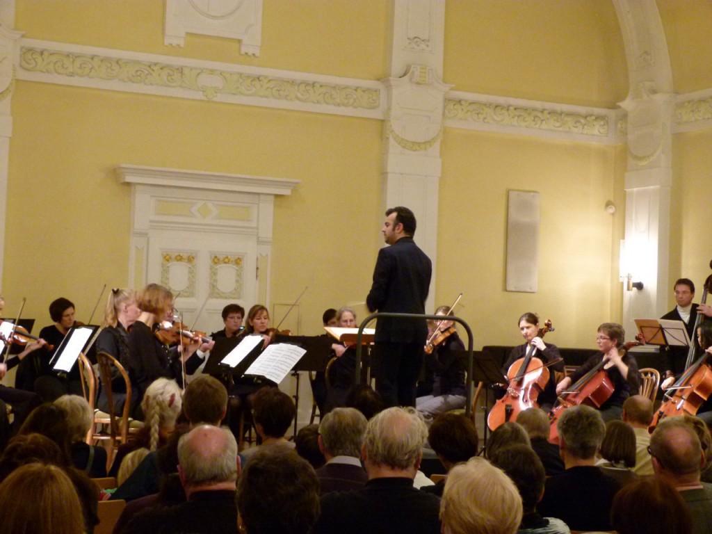 Kammerorchester 2015